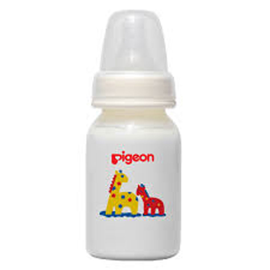 Klikbabylove Botol Pigeon Pp Rp 120ml Jerapah