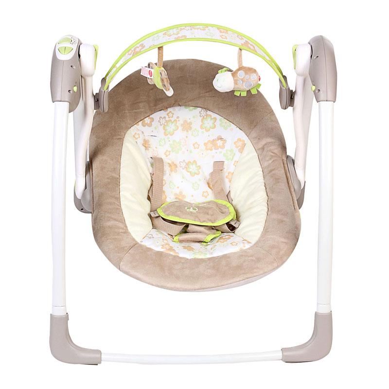 Baby Elle Portable Swing Electric Cream Daftar Update Harga Terbaru Indonesia .