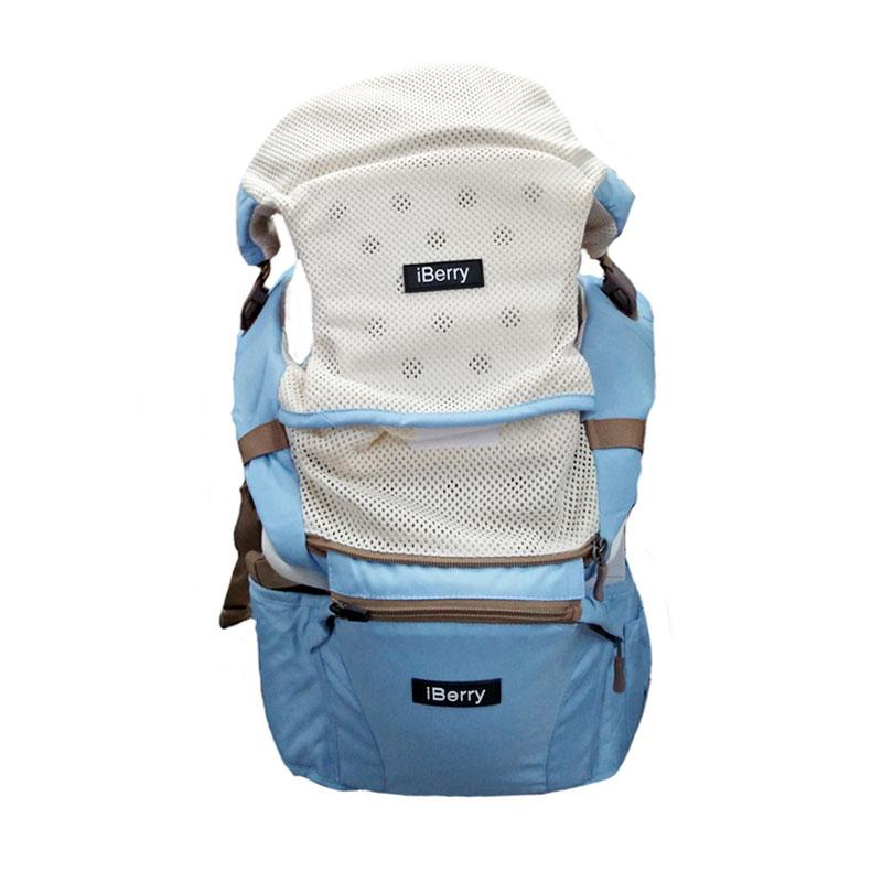 e0970f6feec iBerry Windsor G01 9 in 1 Baby Carrier Sky Blue
